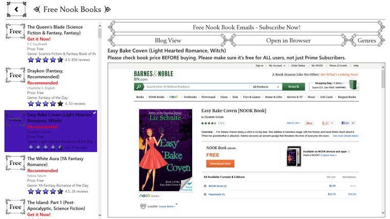 can you convert kindle books to nook