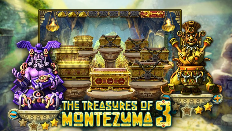 The Treasures of Montezuma 3 screen shot 1