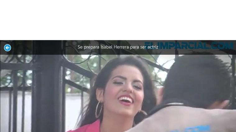 El Imparcial screen shot 3