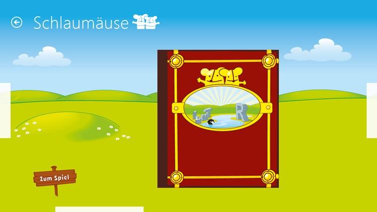 Schlaumäuse - Im Land der Sprache Screenshot 3
