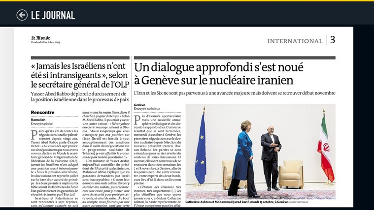Le Monde.fr capture d'écran 7