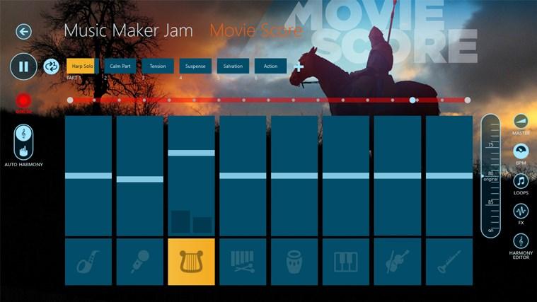 Music Maker Jam skjermbilde 3