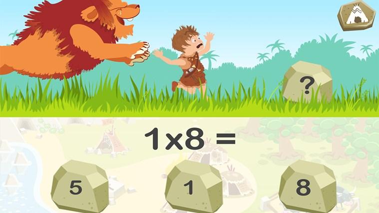 Révise tes tables de multiplication capture d'écran 1