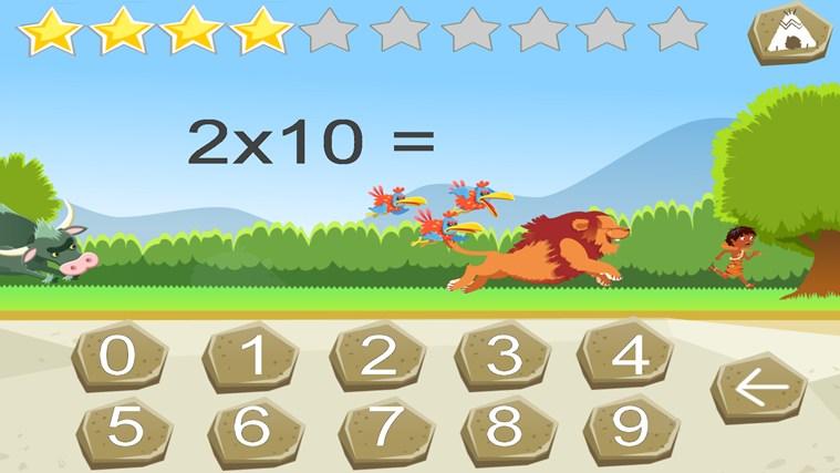 R vise tes tables de multiplication windows store store - Reviser table de multiplication ...