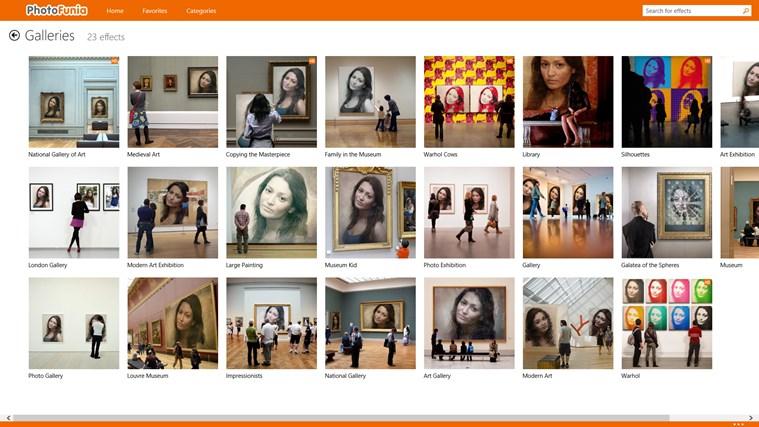 PhotoFunia screenshot 1