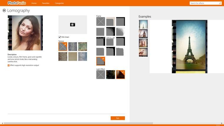 PhotoFunia screenshot 5