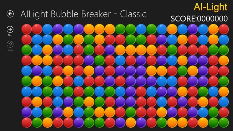 buble breaker