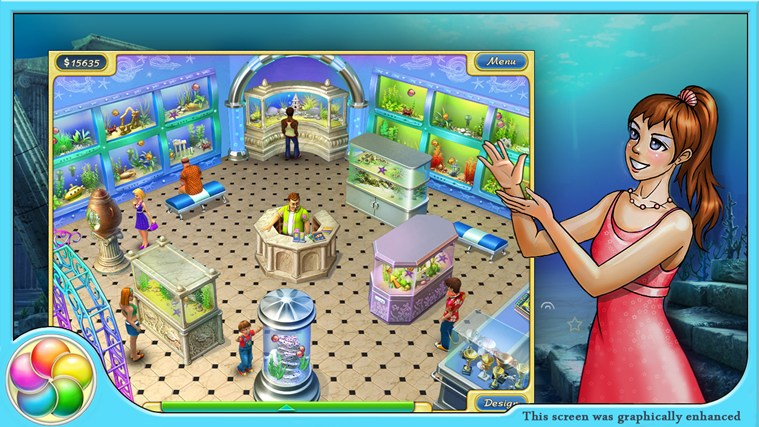 Tropical Fish Shop 2 screen shot 1