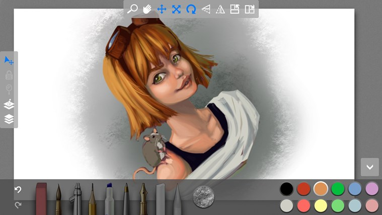 Sketchable screen shot 1