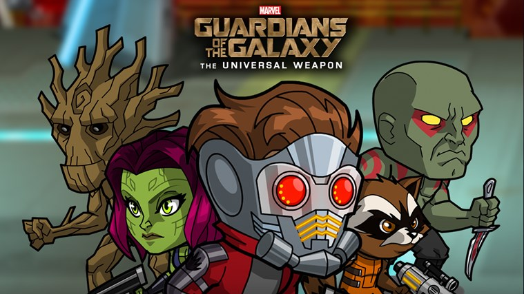 Guardians of the Galaxy: The Universal Weapon screen shot 3