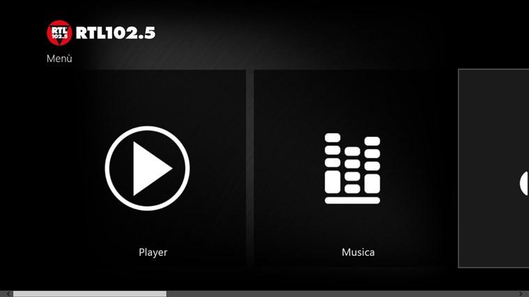 RTL 102.5 cattura di schermata 1