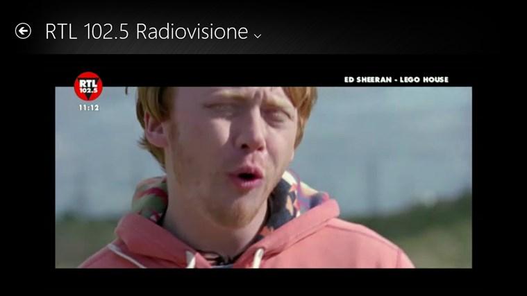 RTL 102.5 cattura di schermata 3