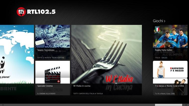 RTL 102.5 cattura di schermata 7