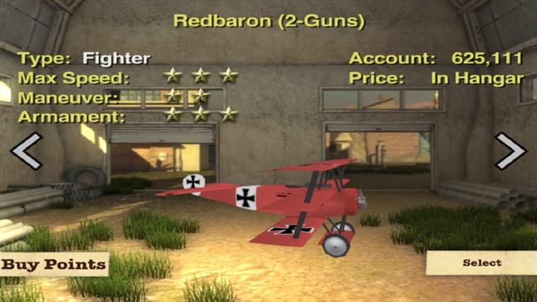 Dogfight screen shot 1
