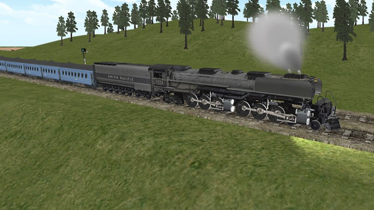 Train Sim screen shot 7