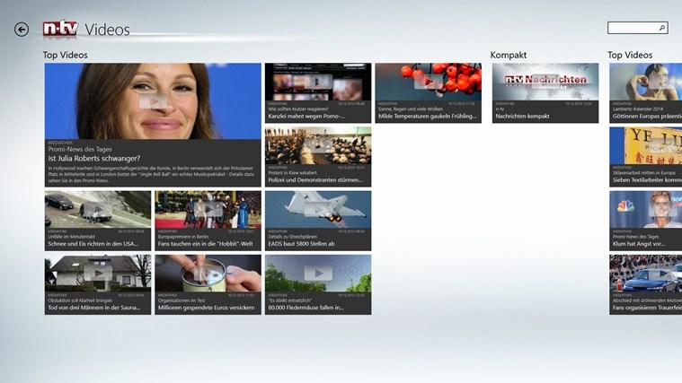 n-tv Nachrichten Screenshot 5