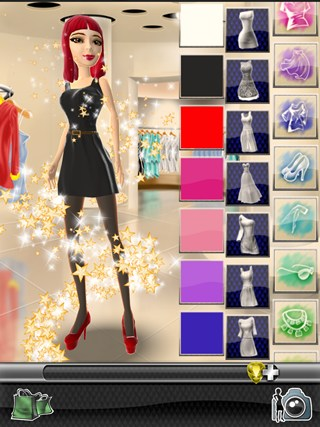Fashion Dress Up – 3D Game for Girls screen shot 1
