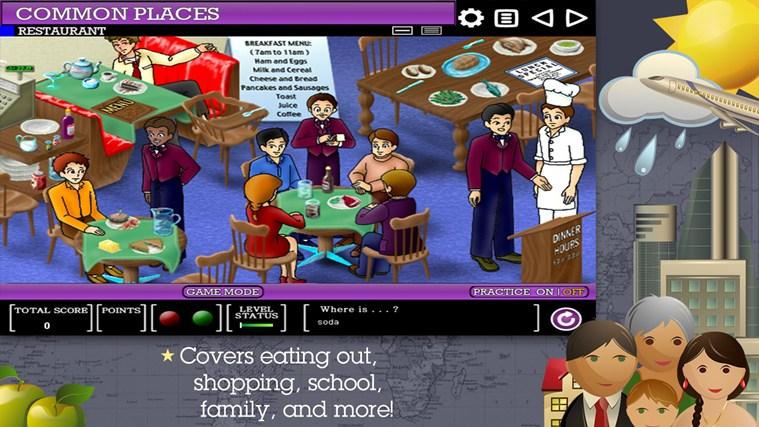 Play & Learn Tagalog skjermbilete 1