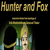 Hunter and the fox