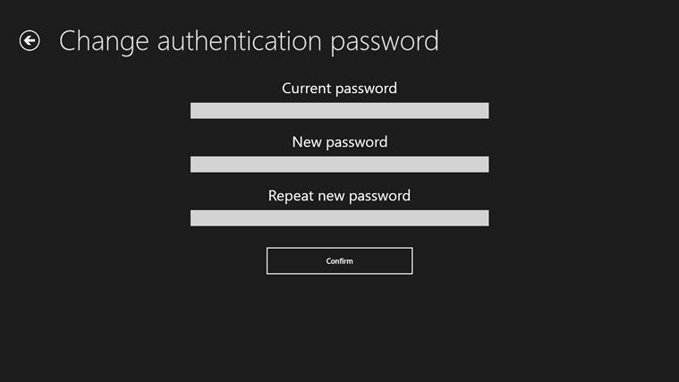 Password Administrator لقطة شاشة3