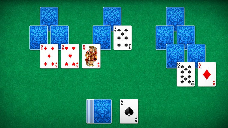 Microsoft Solitaire Collection screen shot 3