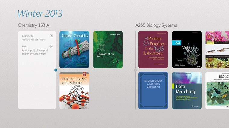 Yuzu eTextbooks and Digital Education Content screen shot 1