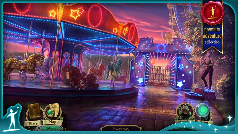 Dark Arcana: The Carnival (Full) screen shot 1