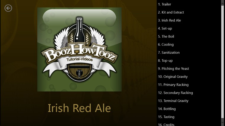 Irish Red Ale skjermbilde 1