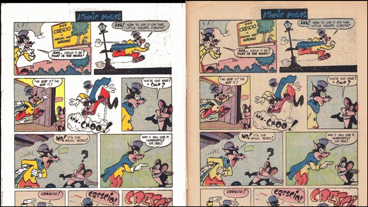 ComicBookReader cattura di schermata 7