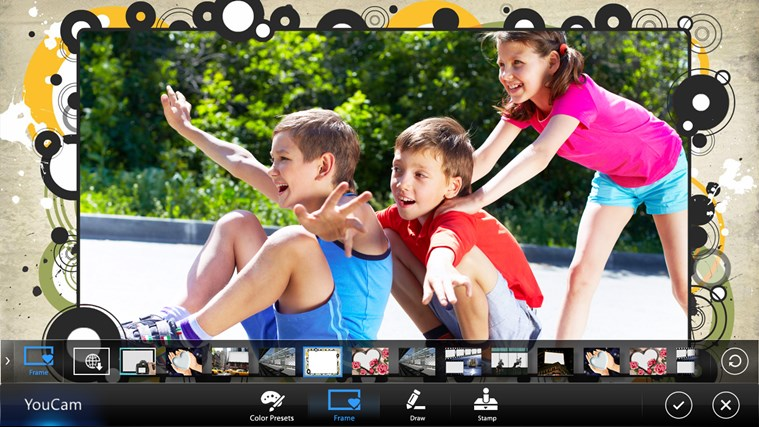 YouCam Mobile for Deluxe screen shot 1