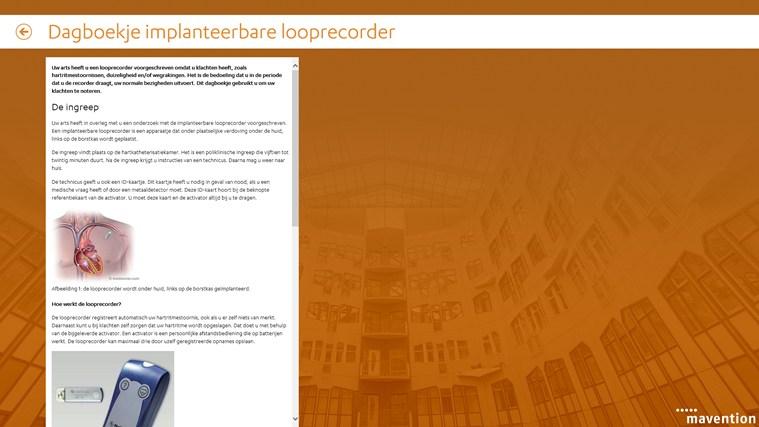 Isala folders schermafbeelding 1