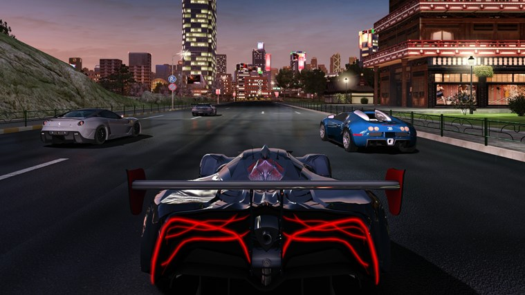 GT Racing 2: The Real Car Experience screen shot 3