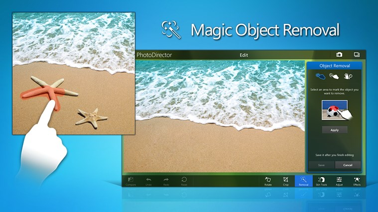 PhotoDirector Mobile for Ultra/Ultimate screen shot 3