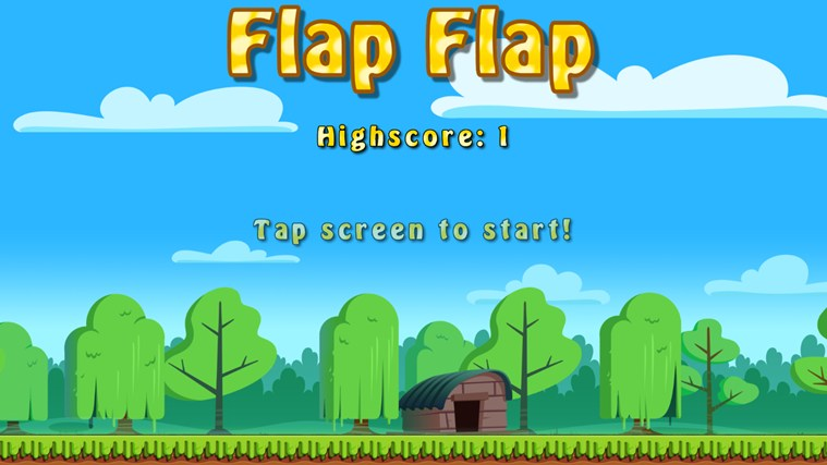 Flap Flap screen shot 1