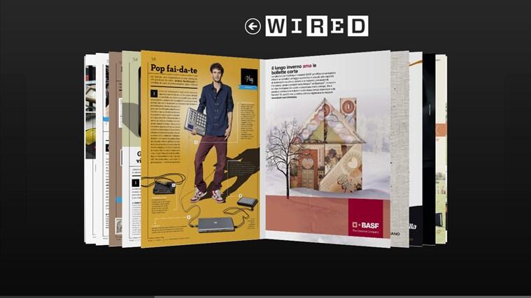 Wired cattura di schermata 1