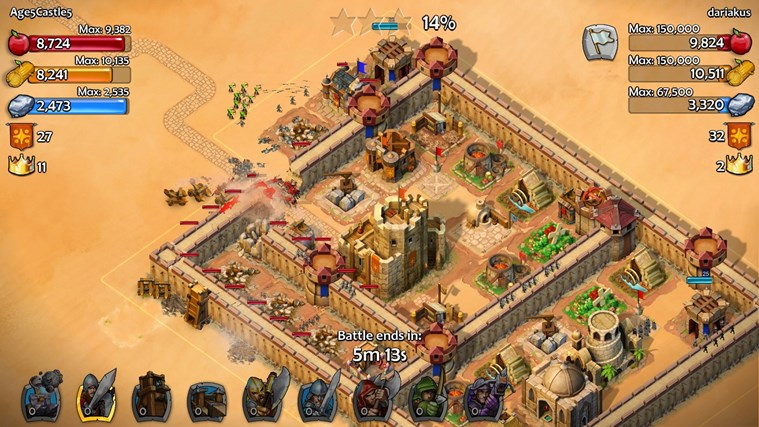 Age of empires 174 castle siege app for windows in the windows store