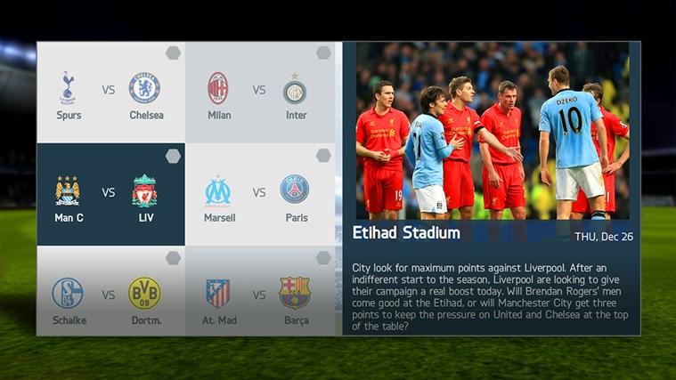 FIFA 14 näyttökuva 3