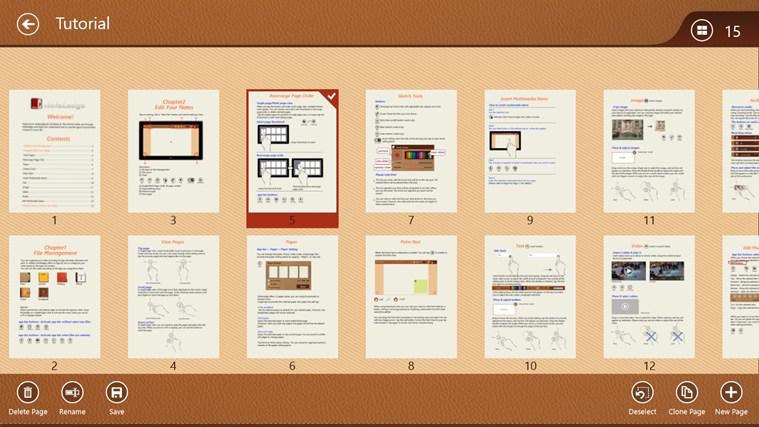 NoteLedge - Note, Sketch, Audio & Video screen shot 3