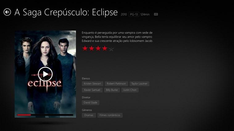 Netflix captura de tela 1