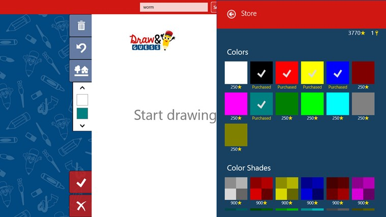 Draw Guess App For Windows In The Windows Store
