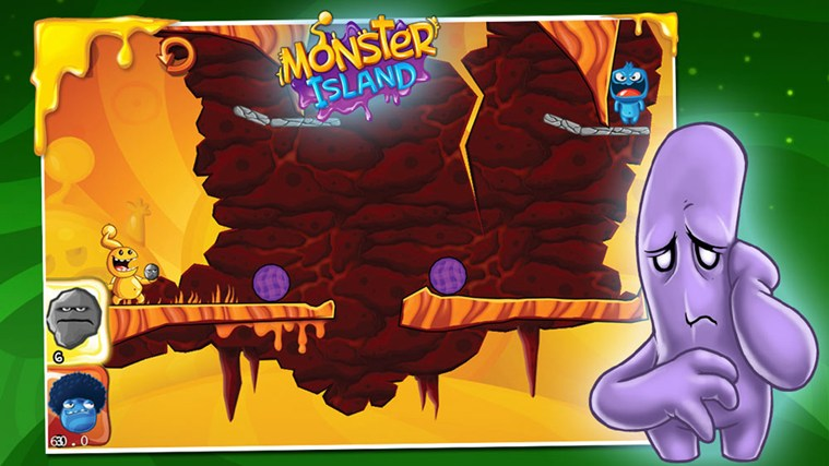 Monster Island screen shot 3