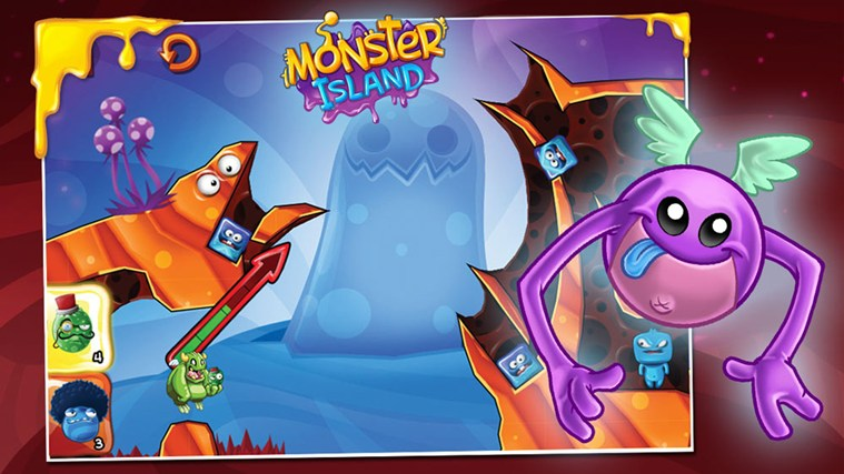 Monster Island screen shot 5