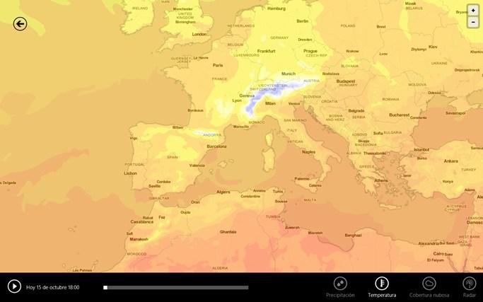 Storm captura de pantalla 1