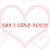 Say I S2 You