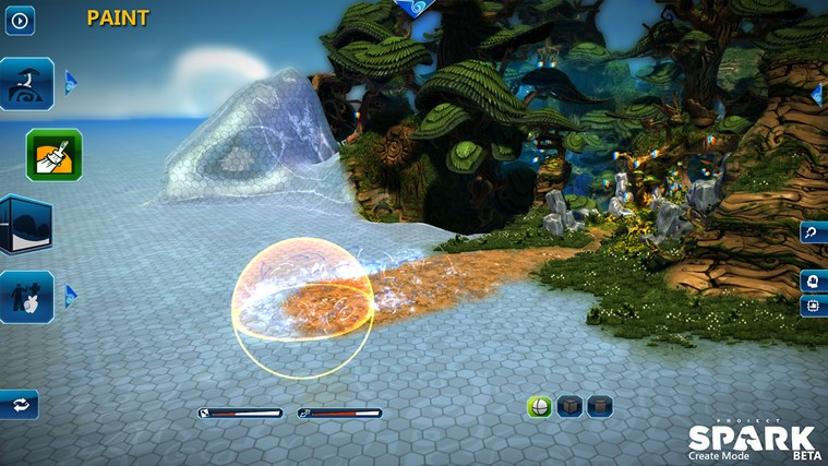 Project Spark screen shot 3
