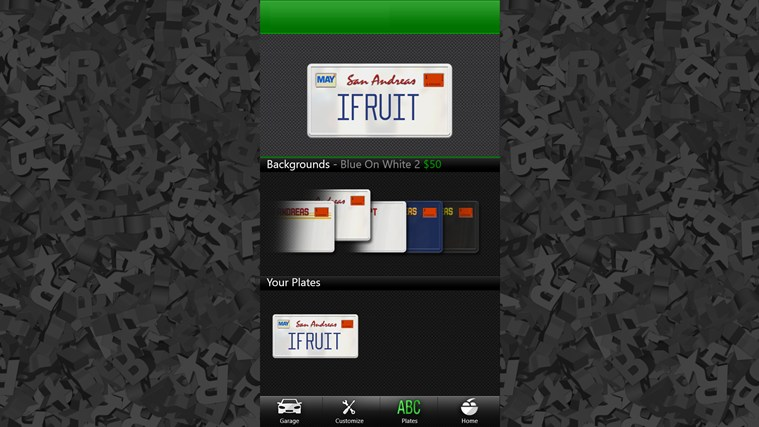 Grand Theft Auto: iFruit screen shot 3
