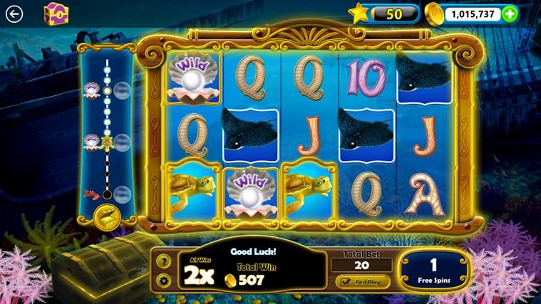 Microsoft Jackpot screen shot 3