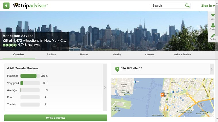 TripAdvisor Hotels Flights Restaurants screen shot 5