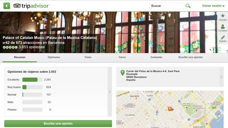 TripAdvisor Hotels Flights Restaurants captura de pantalla 5