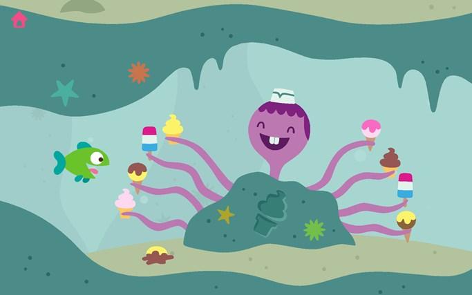 Ocean Swimmer screen shot 5